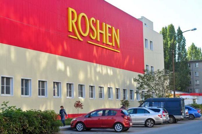 Арест кондитерской фабрики Roshen в Липецке продлен