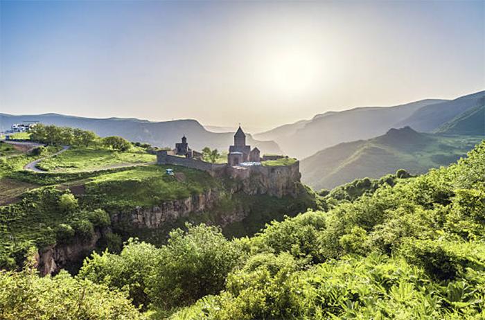 Фермеров в Армении учат выращивать «зеленые» овощи и фрукты