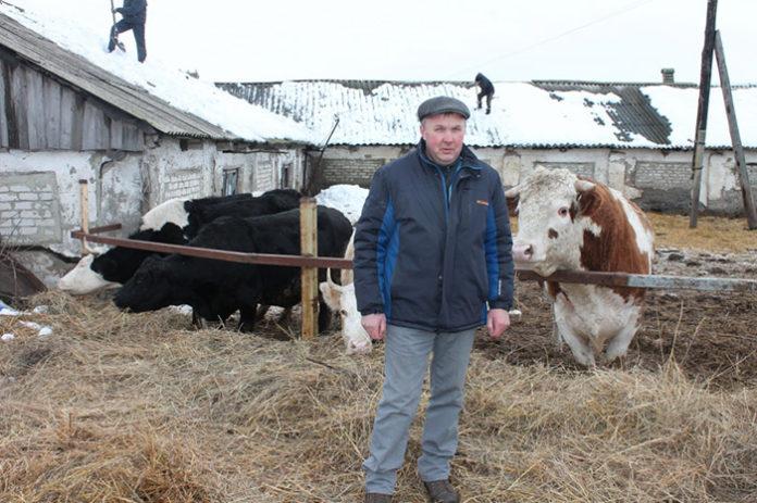 Люди труда: курский фермер Василий Устинов