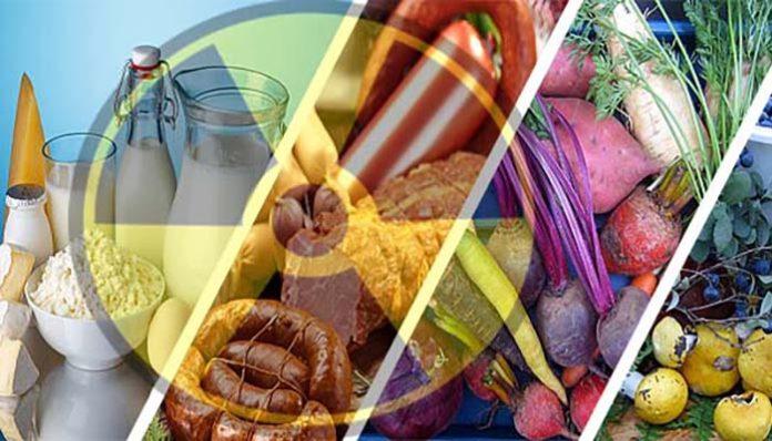 Пищевые продукты почистят с помощью радиации