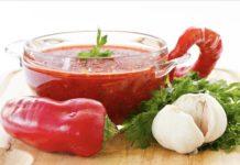 Рецепты аджики: как приготовить острую приправу