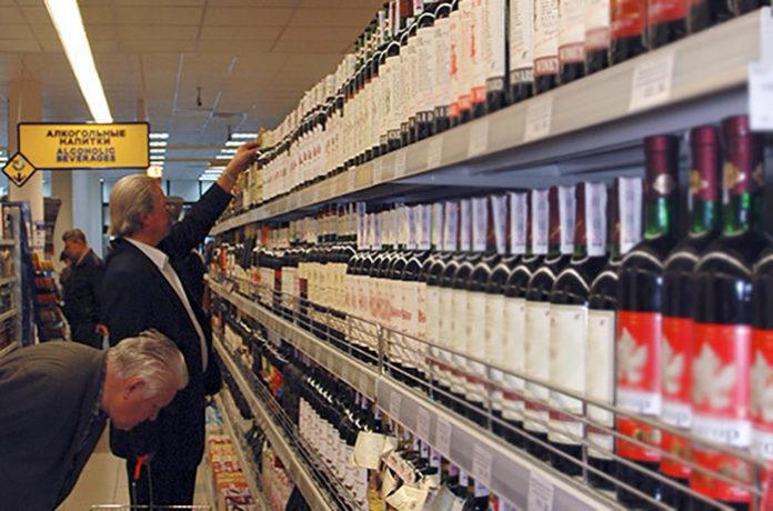 Ритейлеры опасаются дефицита алкоголя