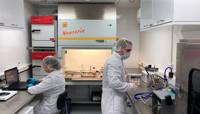 В Москве появилась мобильная лаборатория по контролю качества продуктов