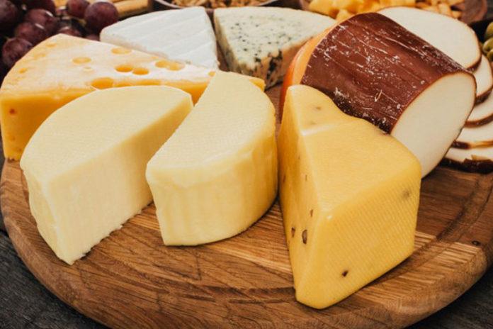В России в 2018 году увеличилось производство сыра