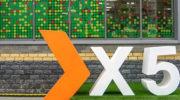 Квартальная чистая выручка X5 Retail Group выросла на 15,3%