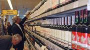 Почти треть проверенной в 2018 году в России водки оказалась нелегальной