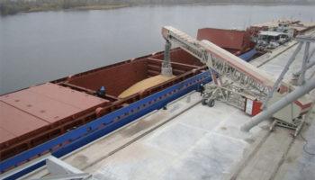 Татарстан может увеличить объёмы перевозки зерна речным транспортом