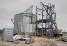 В Алтайском крае идет строительство нового элеватора
