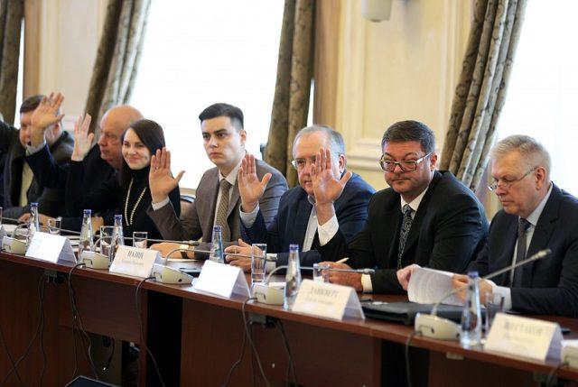 Глава Российского союза сельской молодежи Юлия Оглоблина стала заместителем председателя Общественного совета при Минсельхозе России