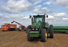 Бочаров дал указания аграриям по максимальному посеву зерновых культур
