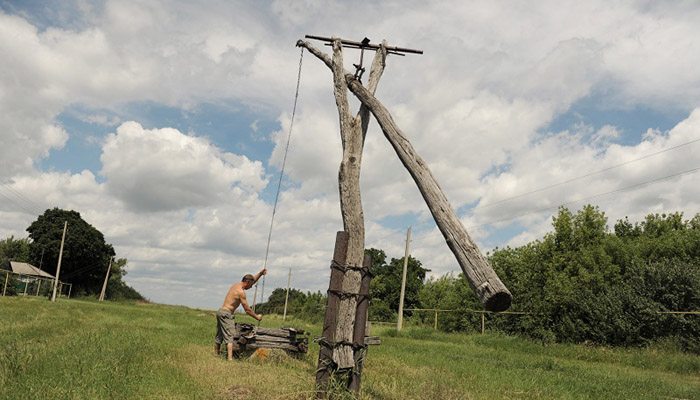 Больше половины российских сел не обеспечены коммунальными услугами