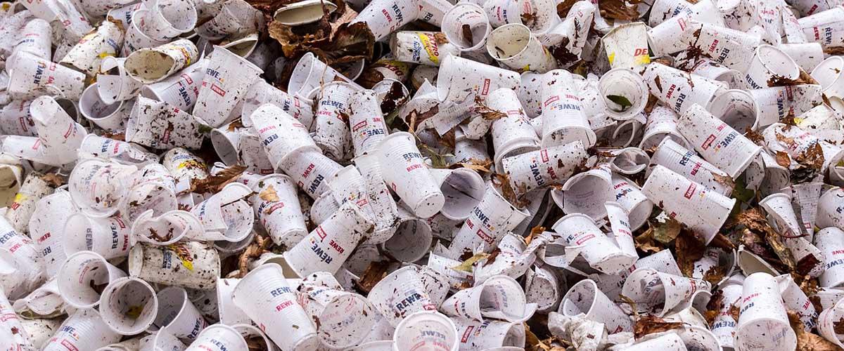 Минприроды запретит одноразовую пластиковую посуду