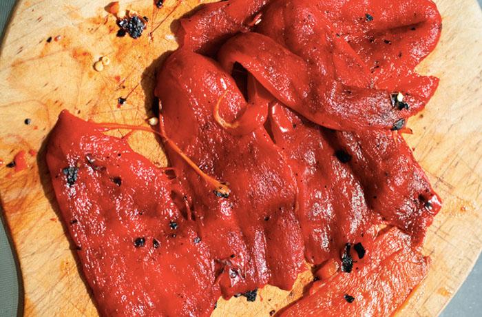 Очищайте красный перец от кожицы, даже когда вы не хотите этого делать