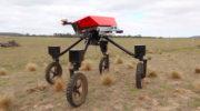 Сельскохозяйственный робот SwagBot может сам найти сорняки и уничтожить их