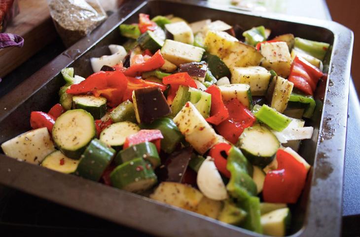 Слегка недоваривайте овощи