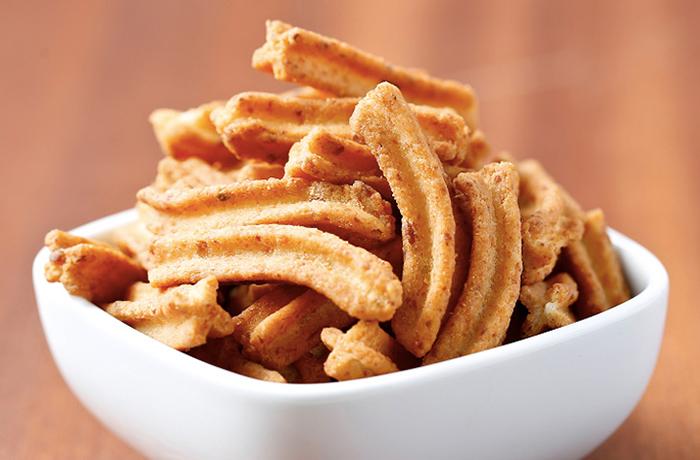 Соевые чипсы