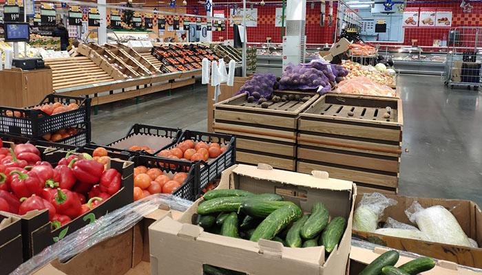 Цены на овощи и фрукты в Омской области поднялись на 20%