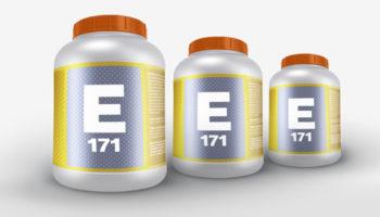Во Франции запретили опасную пищевую добавку Е171