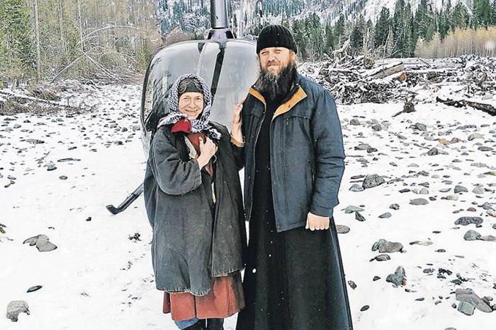 Как живет самая известная отшельница России Агафья Лыкова