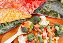 Какие овощи и фрукты можно замораживать в морозилке на зиму