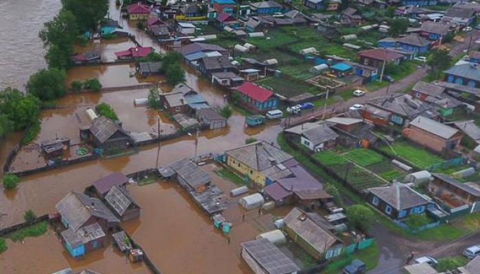 В Иркутской области оценили ущерб сельскому хозяйству из-за паводка