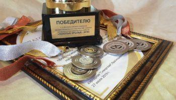 Награды конкурса «Золотые крылья — 2019» ждут своих героев