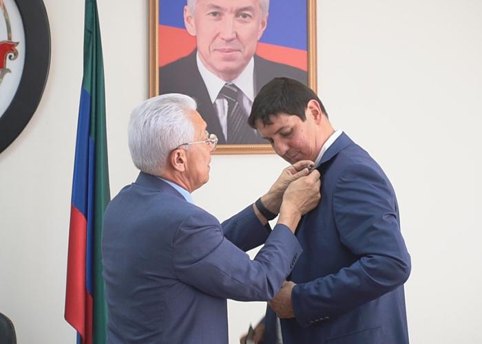 Абзагир Гусейнов возглавил Минсельхоз Дагестана