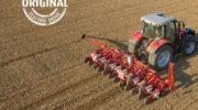 Пропашные сеялки с электроприводом: четверть века на службе у аграриев
