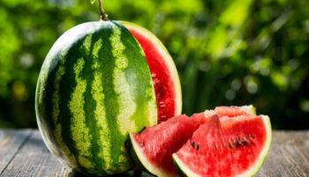Можно ли покупать арбузы в июле, как выбрать «правильный» арбуз