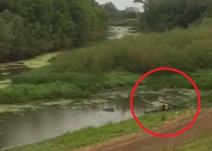 В Оренбуржье фермеры ради прибылей варварски уничтожают реки и озера