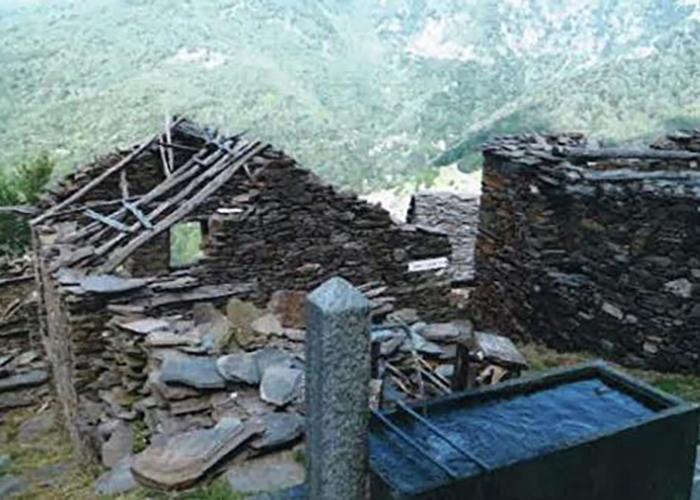 В швейцарской деревне продают дома за 60 рублей
