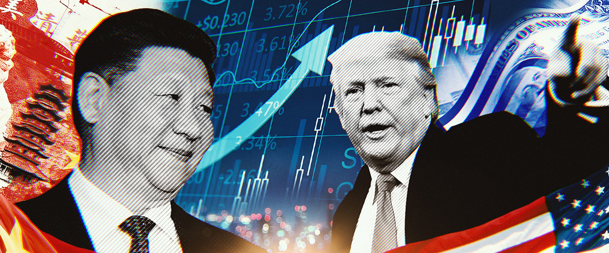 В торговой войне США и Китая первую победу одержала Россия