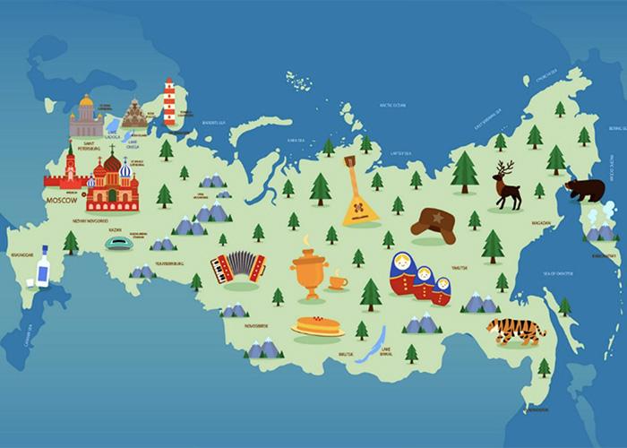 Карта локальных брендов России появится в интернете до конца месяца