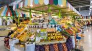 Для дачников доступны почти 4 тысячи торговых мест на подмосковных рынках