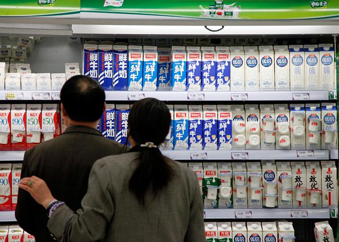 Потребление молочных продуктов в КНР будет расти ежегодно на 15-20%