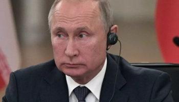 Путин рассказал о работе по упрощению поставок израильских сельхозпродуктов