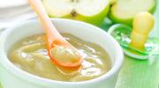 Роскачество нашло пестициды в детском яблочном пюре