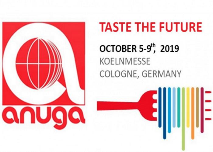 Российская премьера на международной выставке ANUGA 2019 в Германии