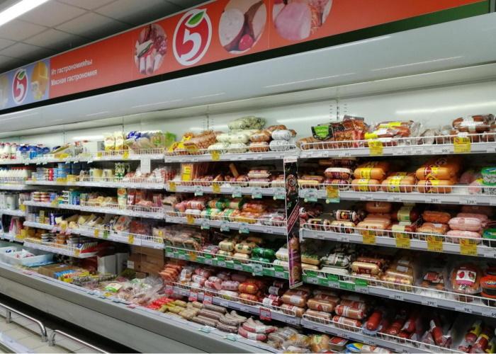 Счетная палата выразила обеспокоенность ростом цен на продукты в России