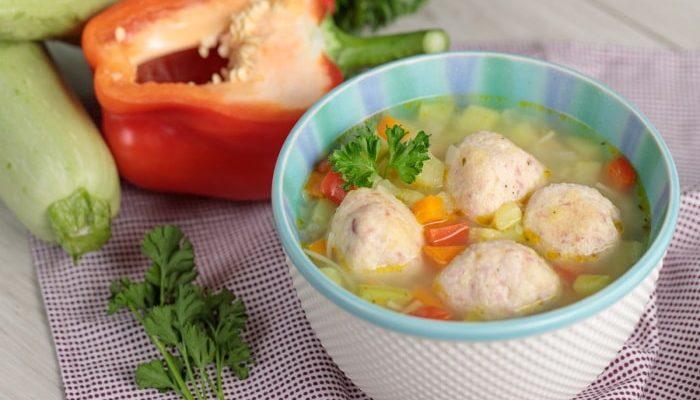 Суп с цветной капустой диета 5 стол