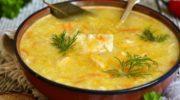Суп кулеш с пшеном