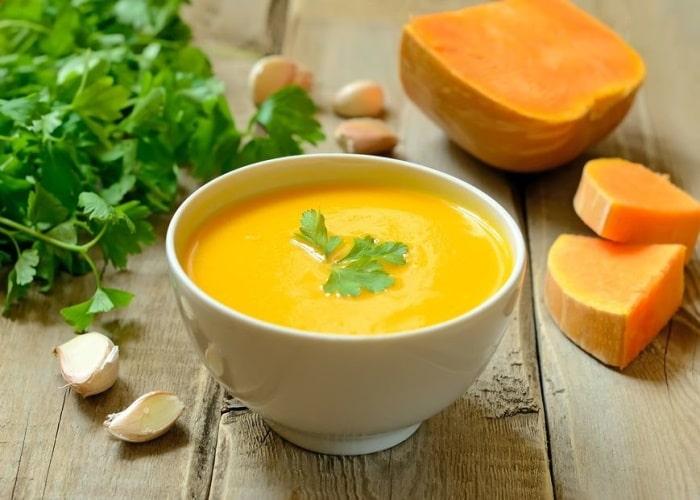 кофе рецепт тыквенного супа пюре с фото всегда был