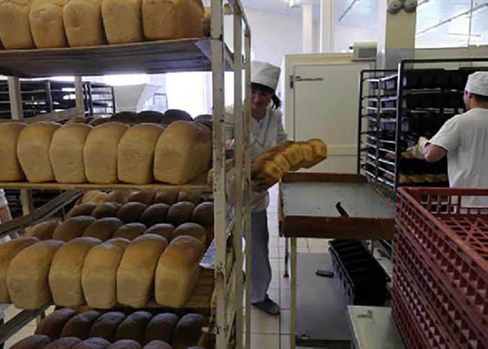 Цена на хлеб в России растет а производство его падает
