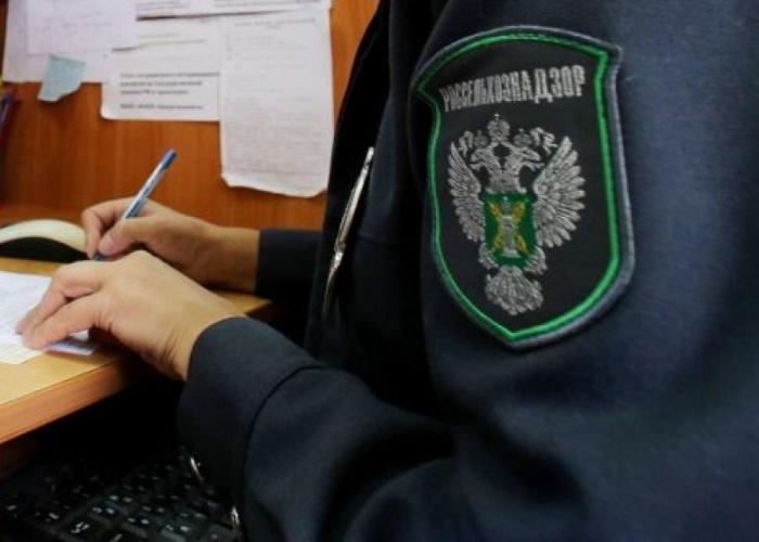 В Астраханской области Управлением Россельхознадзора пресечен ввоз более 42 тонн небезопасной продукции из Казахстана