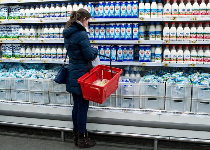 В эксперименте маркировки молока участвуют более 30 компаний