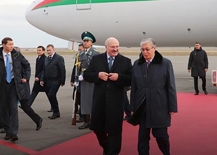 Лукашенко приехал в Казахстан с предложением продать Гомсельмаш