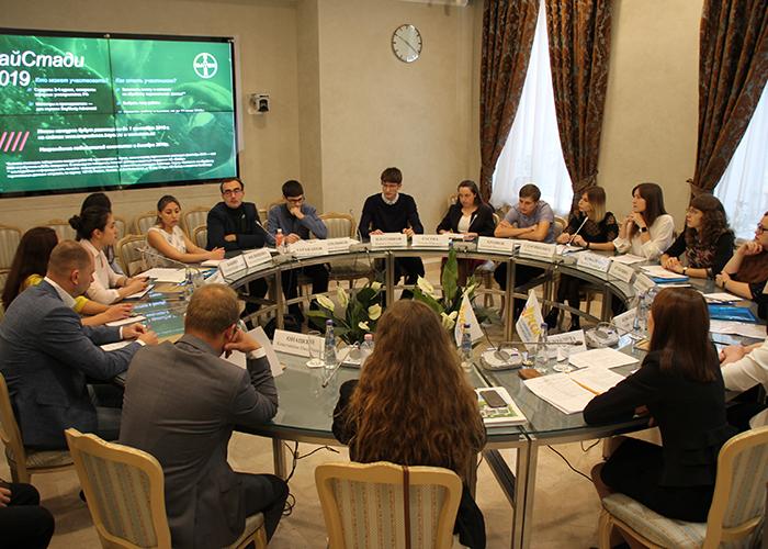 На конференции в ОП РФ победители конкурса «БайСтади» представили инновационные разработки в сфере АПК