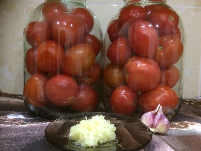 очень вкусные помидоры на зиму 2