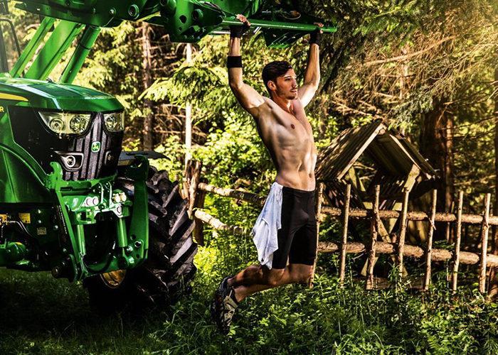 Фермеров признали самой сексуально активной профессией