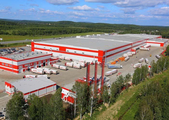 Магнит построит распределительный центр под Новосибирском за 2 млрд рублей к осени 2020 года
